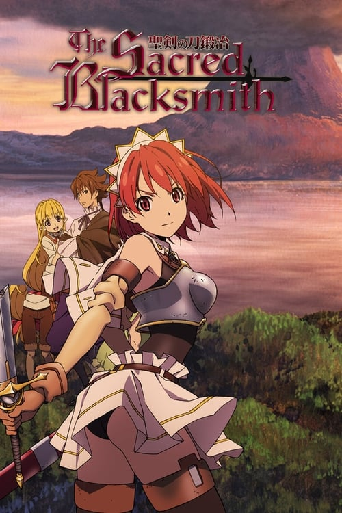 Poster della serie The Sacred Blacksmith