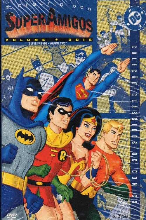 Poster della serie Challenge of the Super Friends