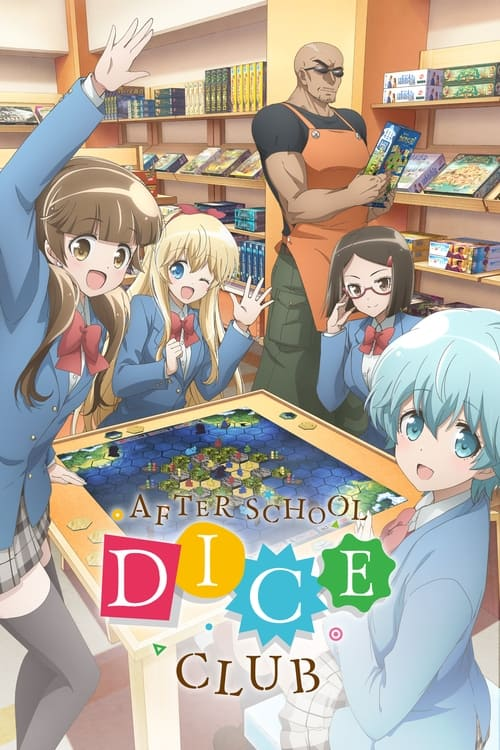 Poster della serie After School Dice Club