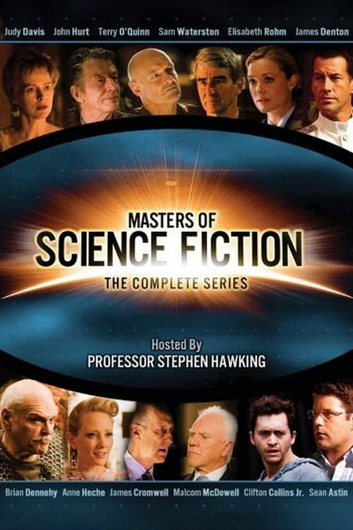 Poster della serie Masters of Science Fiction