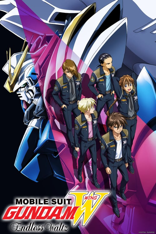 Poster della serie Mobile Suit Gundam Wing Endless Waltz