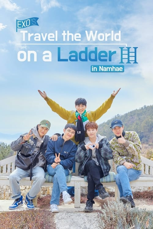 Poster della serie EXO's Travel the World on a Ladder