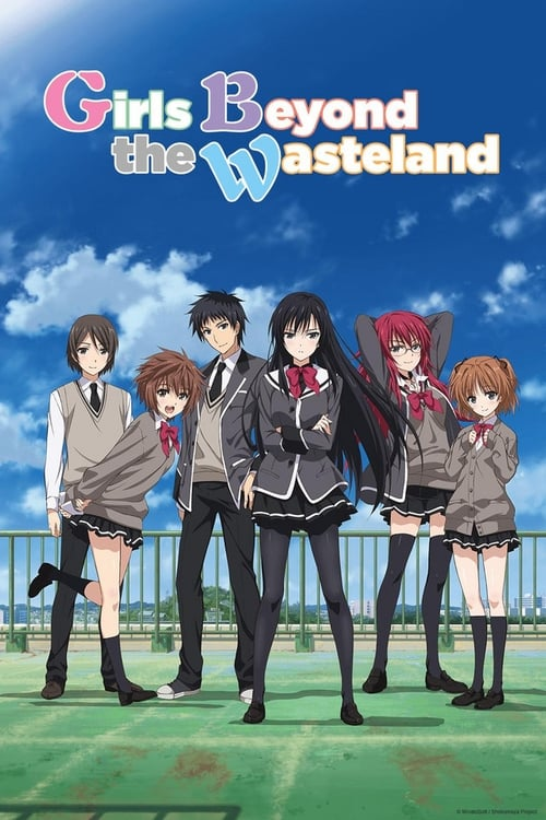 Poster della serie Girls Beyond the Wasteland