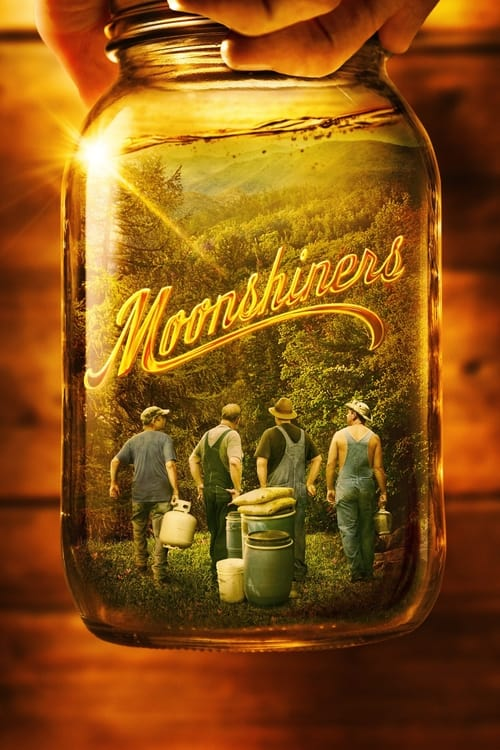 Poster della serie Moonshiners