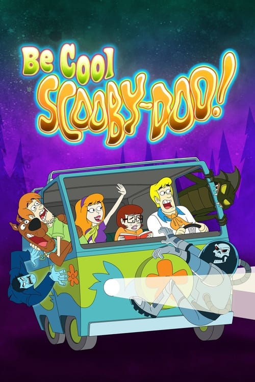 Poster della serie Be Cool, Scooby-Doo!