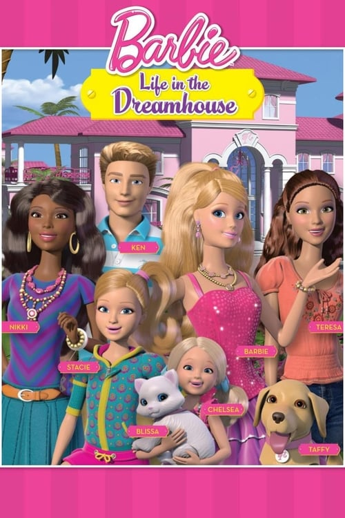Poster della serie Barbie: Life in the Dreamhouse
