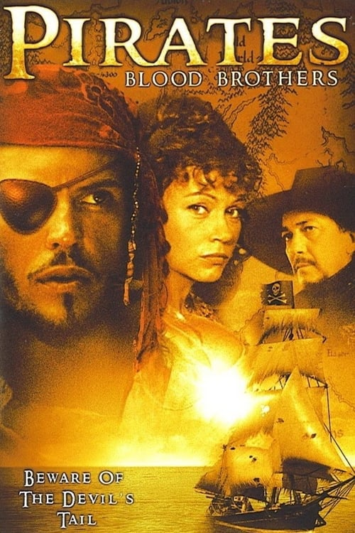 Poster della serie Pirates: Blood Brothers