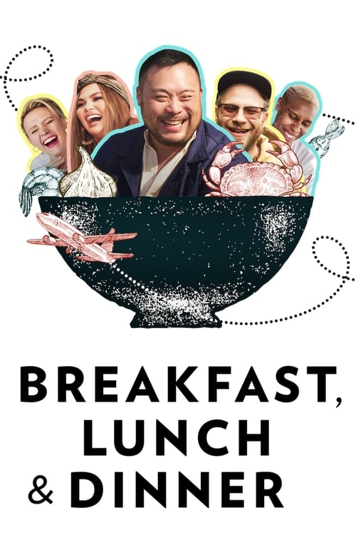 Poster della serie Breakfast, Lunch & Dinner