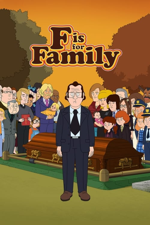 Poster della serie F is for Family