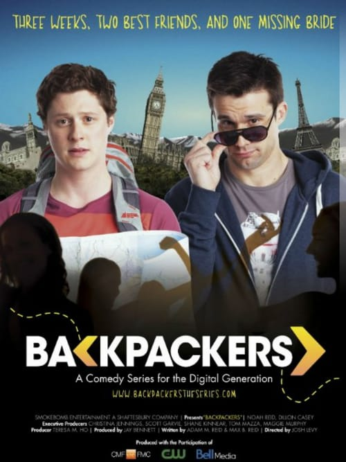 Poster della serie Backpackers
