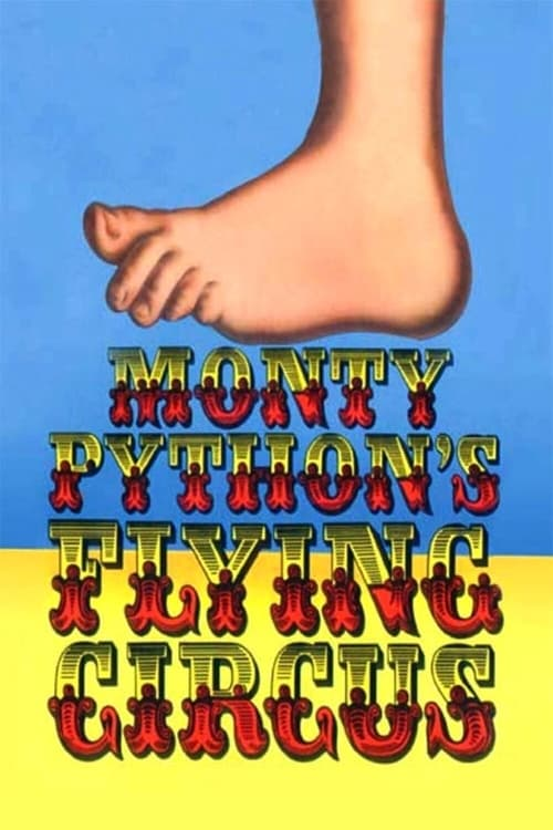 Poster della serie Monty Python's Flying Circus