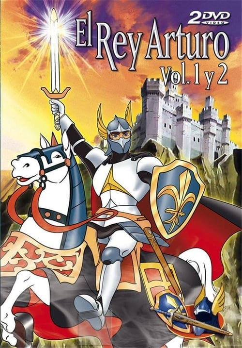 Poster della serie King Arthur and the Knights of the Round Table