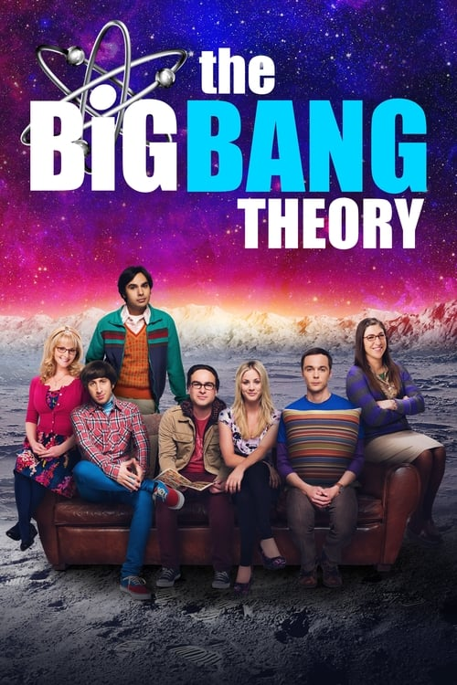Poster della serie The Big Bang Theory