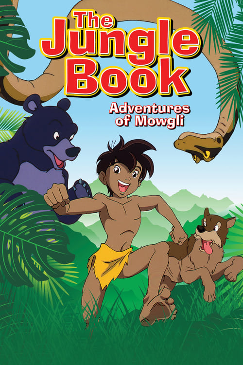 Poster della serie Jungle Book