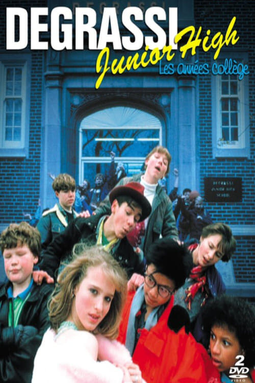 Poster della serie Degrassi Junior High