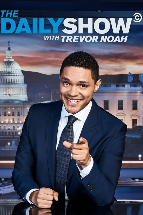 Poster della serie The Daily Show with Trevor Noah