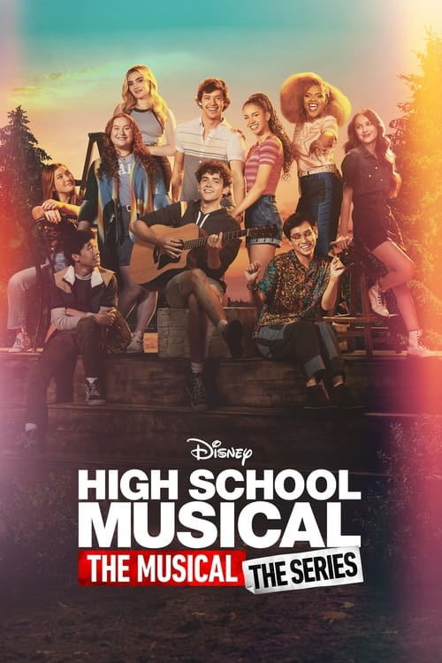 Poster della serie High School Musical: The Musical: The Series