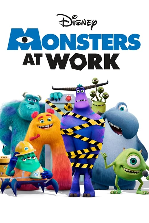 Poster della serie Monsters at Work