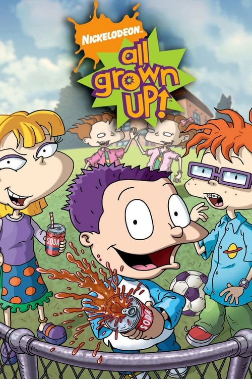 Poster della serie All Grown Up!