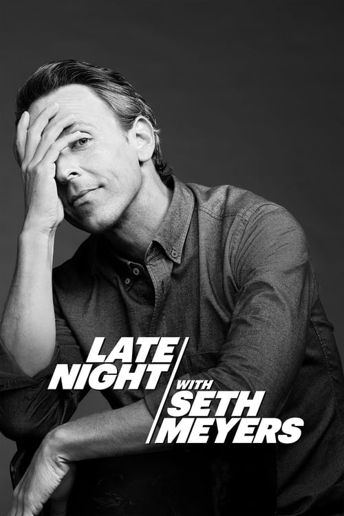 Poster della serie Late Night with Seth Meyers
