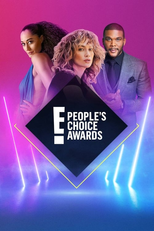 Poster della serie People's Choice Awards