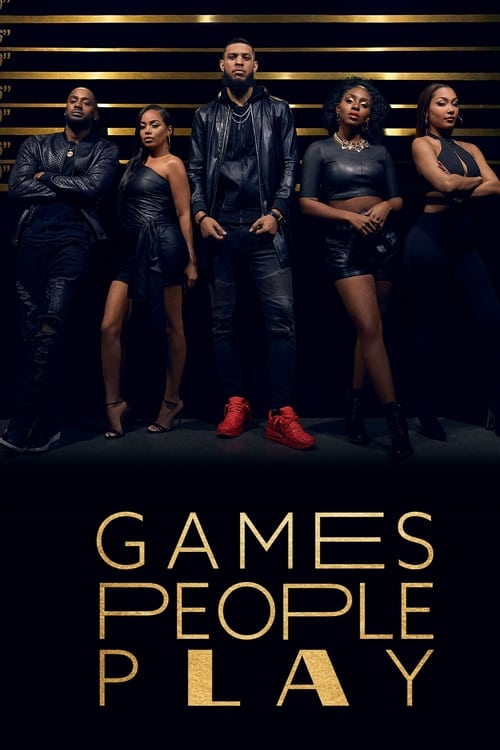 Poster della serie Games People Play