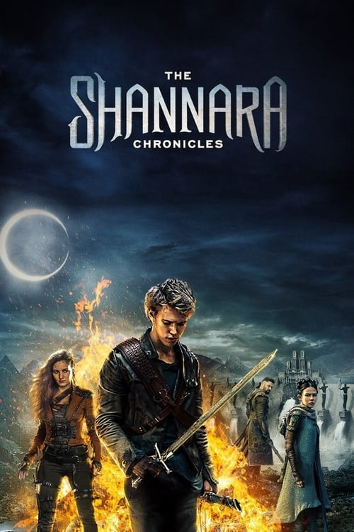 Poster della serie The Shannara Chronicles