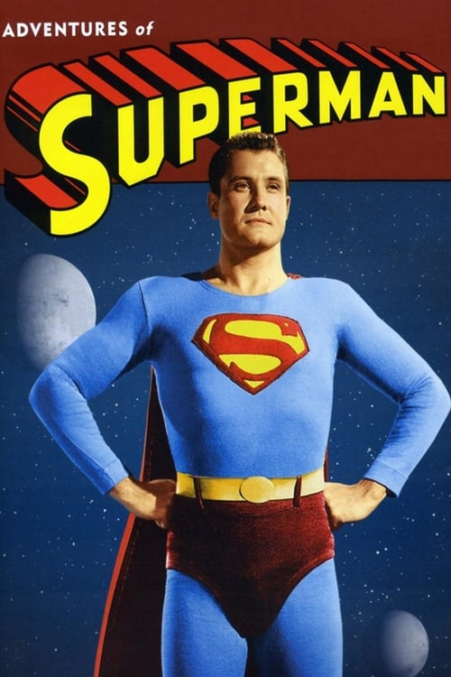 Poster della serie Adventures of Superman