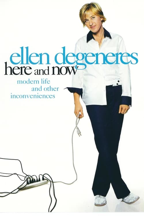 Poster della serie Ellen DeGeneres: Here and Now