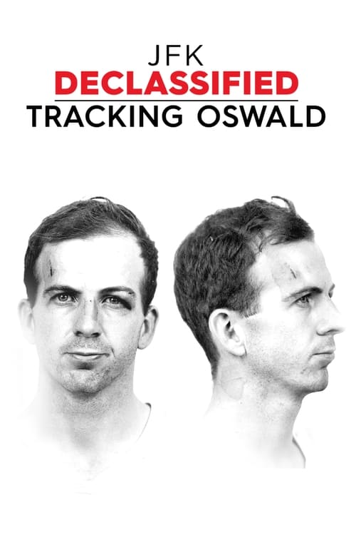 Poster della serie JFK Declassified: Tracking Oswald