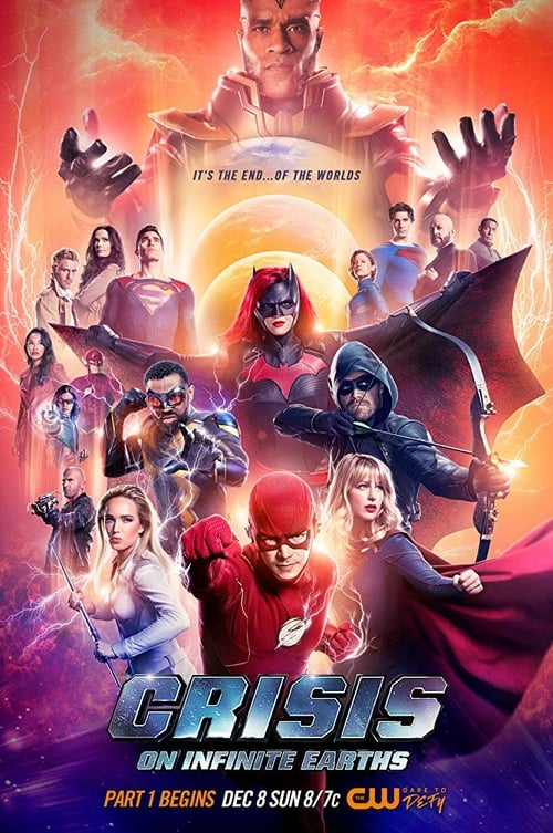 Poster della serie Crisis on Infinite Earths