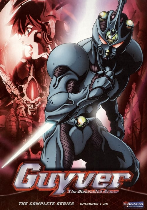 Poster della serie Guyver: The Bioboosted Armor