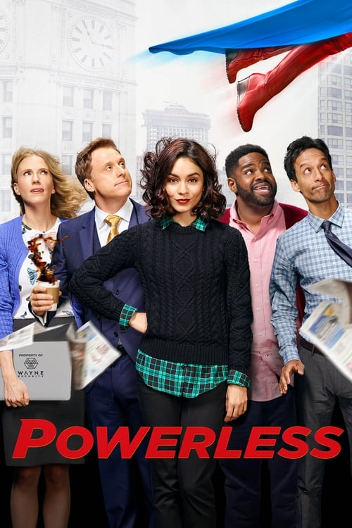 Poster della serie Powerless
