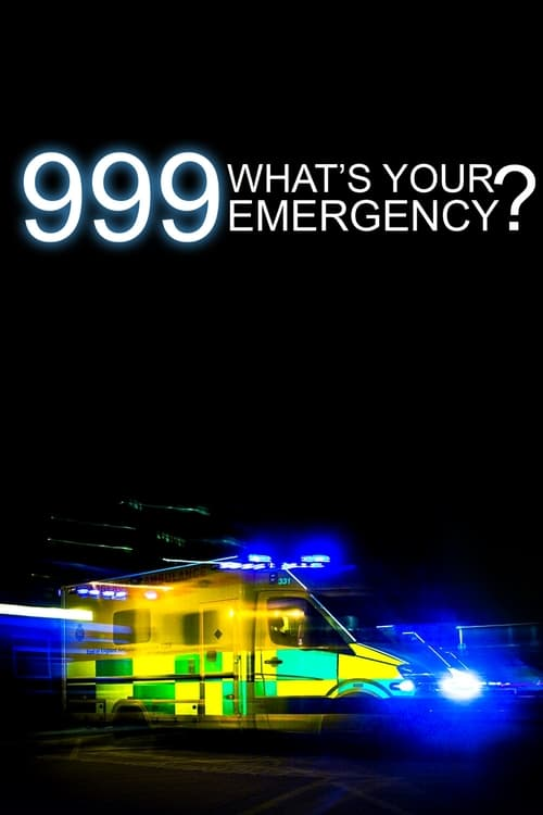 Poster della serie 999: What's Your Emergency?