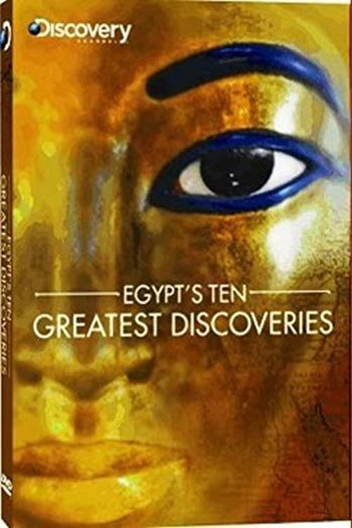 Poster della serie Egypt's Ten Greatest Discoveries