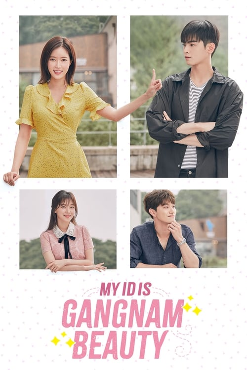 Poster della serie My ID is Gangnam Beauty