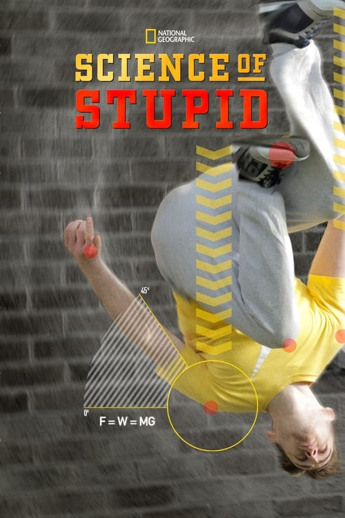 Poster della serie Science of Stupid