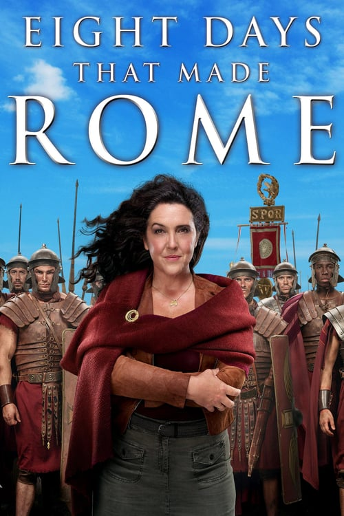 Poster della serie 8 Days That Made Rome