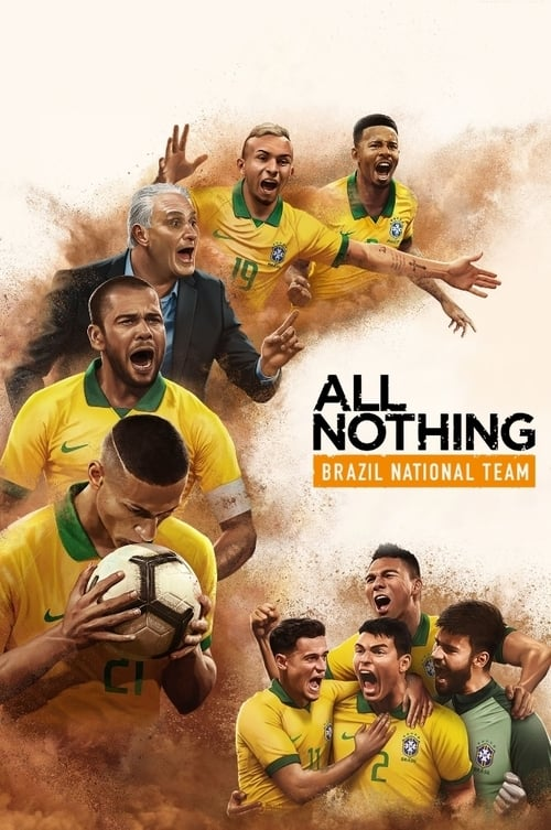 Poster della serie All or Nothing: Brazil National Team