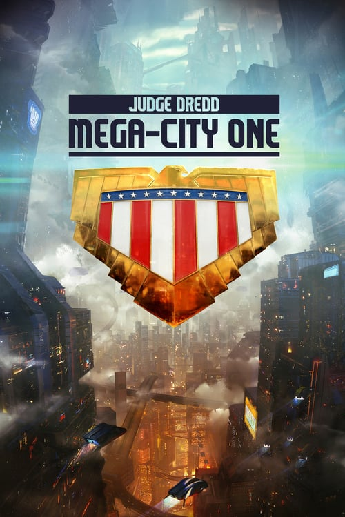 Poster della serie Judge Dredd: Mega-City One